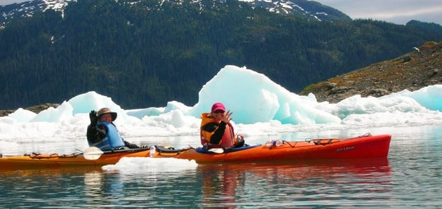 Action and Adventure in Alaska