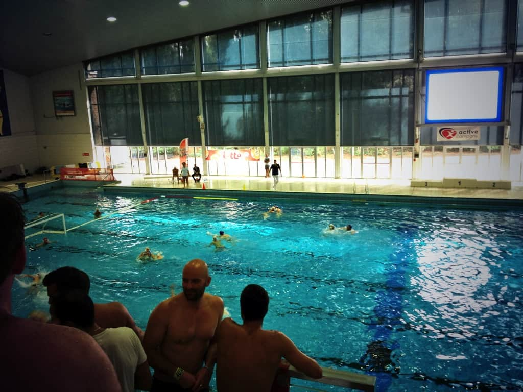 Water polo at the 2013 WOGA