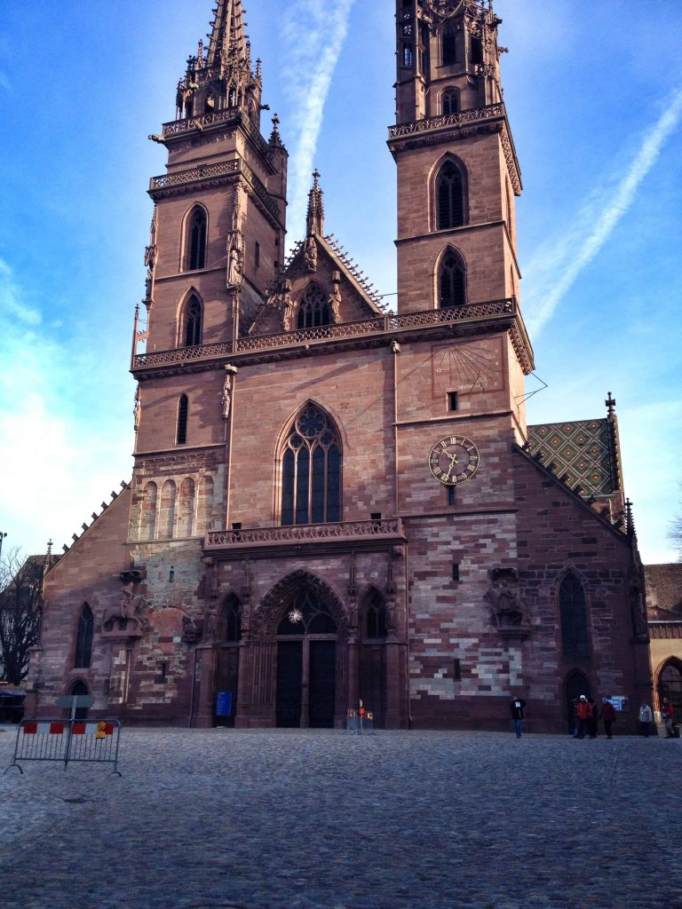 Cathedral in Basel