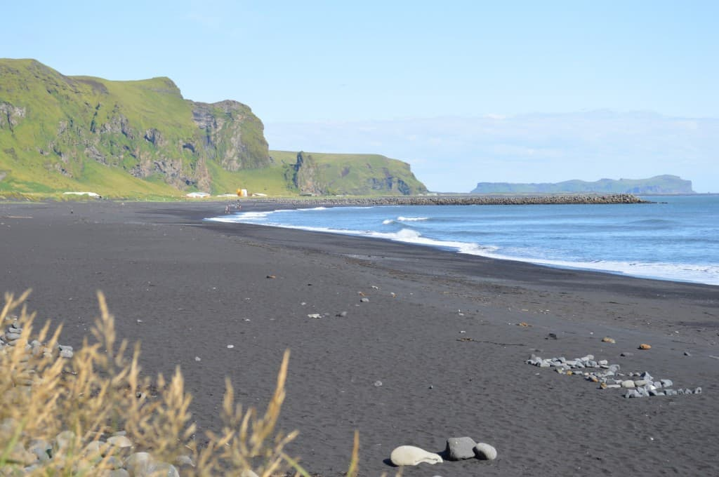 Iceland Activities: Visiting Reynis Black Sand Beach in Vík