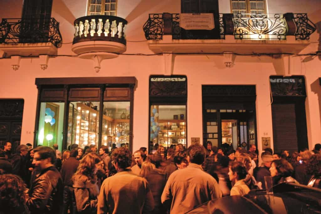 Nightlife at the Galleries, Photo Credit: Porto Convention and Visitors Bureau CC BY-NC-ND - Associação de Turismo do Porto e Norte, AR