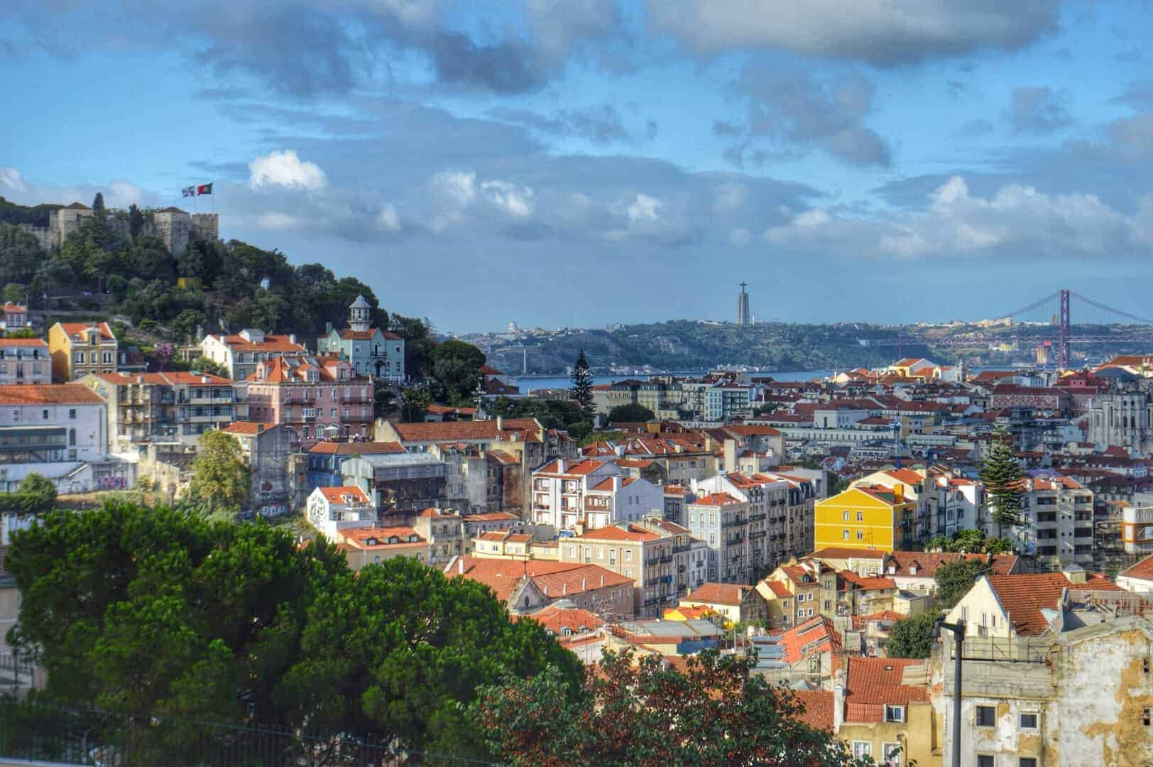 Gay Lisbon A Gay Travel Guide to the City of 7 Hills