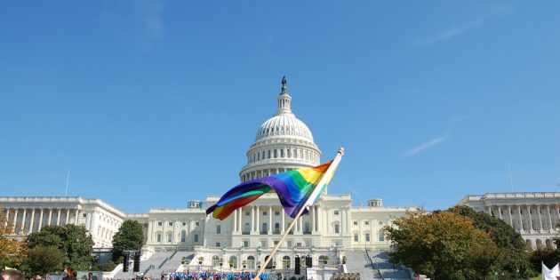 Gay Washington DC: A Gay Travel Guide to the Nation's Capital