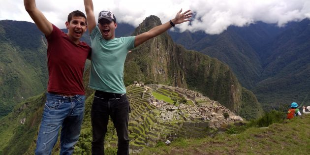 Hike Everest, Kilimanjaro and the Inca Trail with these Gay Tours