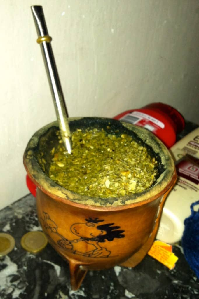 Mate drink