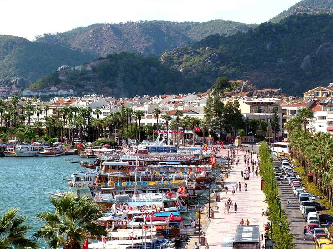 Top Things To Do In Marmaris Turkey Two Bad Tourists
