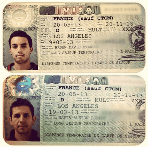 Long Stay Visa In France Applying For A France Tourist