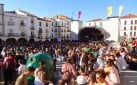 Taking A Day Trip To The WOMAD Festival In Cáceres