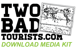 Two Bad Tourists Media Kit