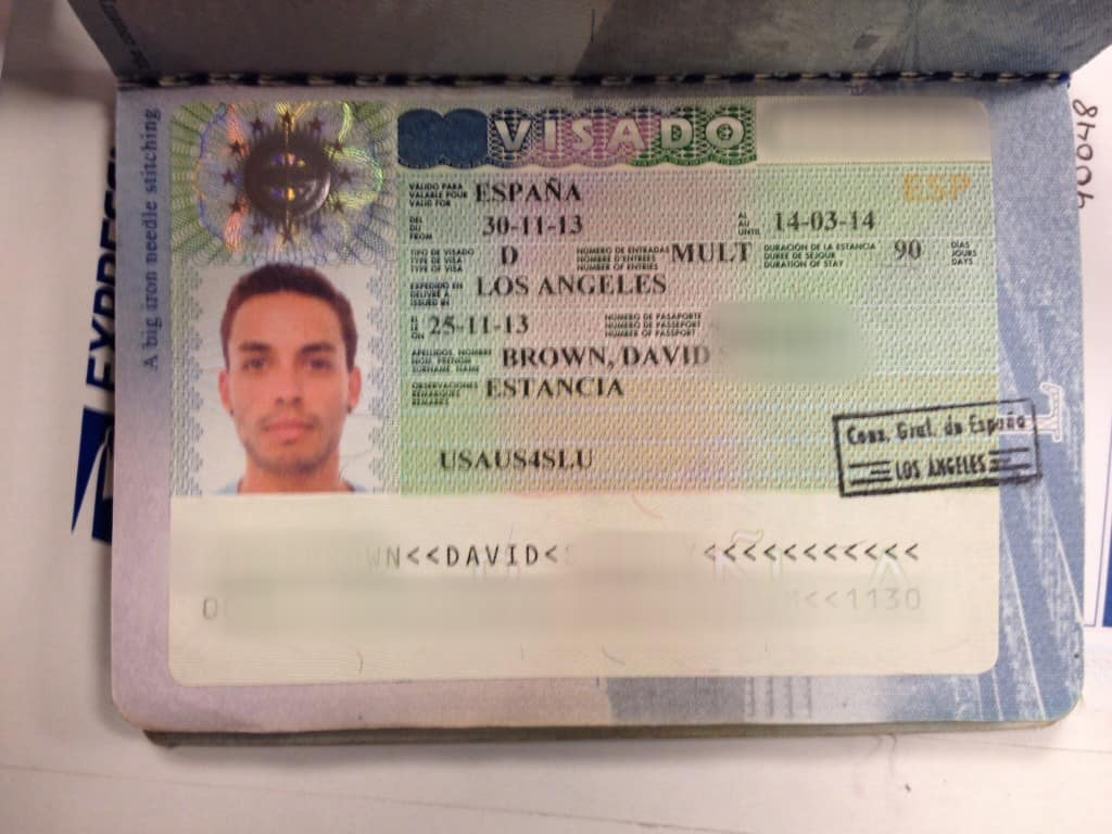 Traveling With  Year Old Us Passport