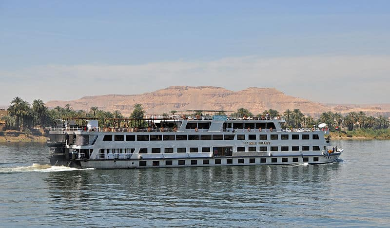 Photo by  http://commons.wikimedia.org/wiki/File:MS_Nile_Smart_R01.jpg /CC BY