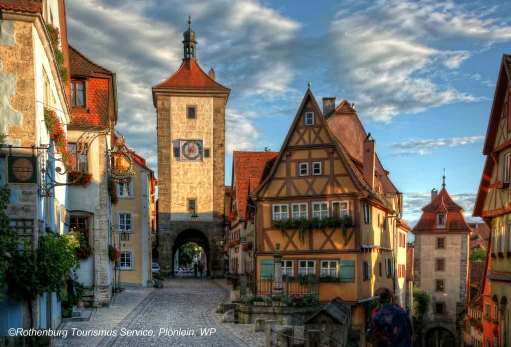 Two Days In Rothenburg Germany Two Bad Tourists