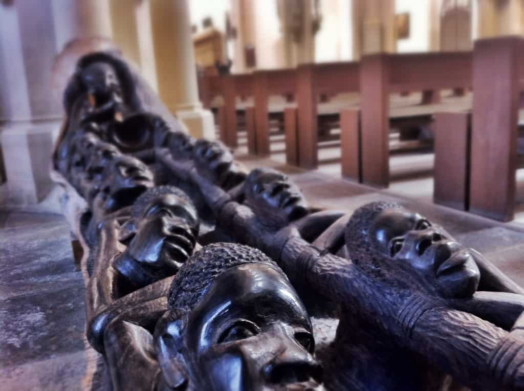 Rothenburg Germany Cathedral