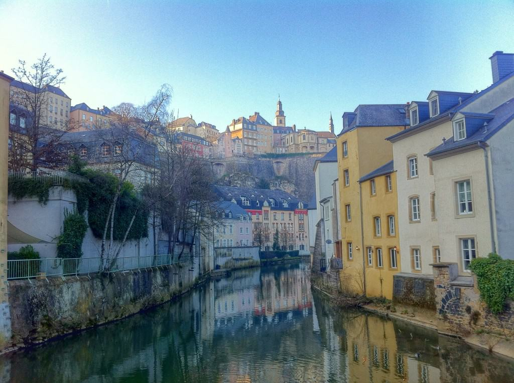 Lower Grund - one of the Luxembourg Attractions