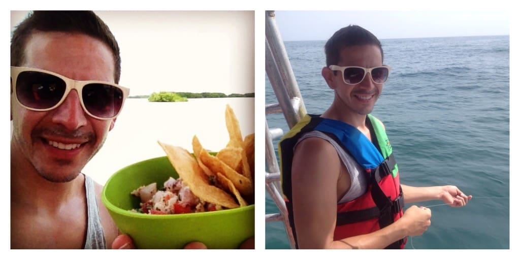 Fishing and Ceviche on Isla Holbox