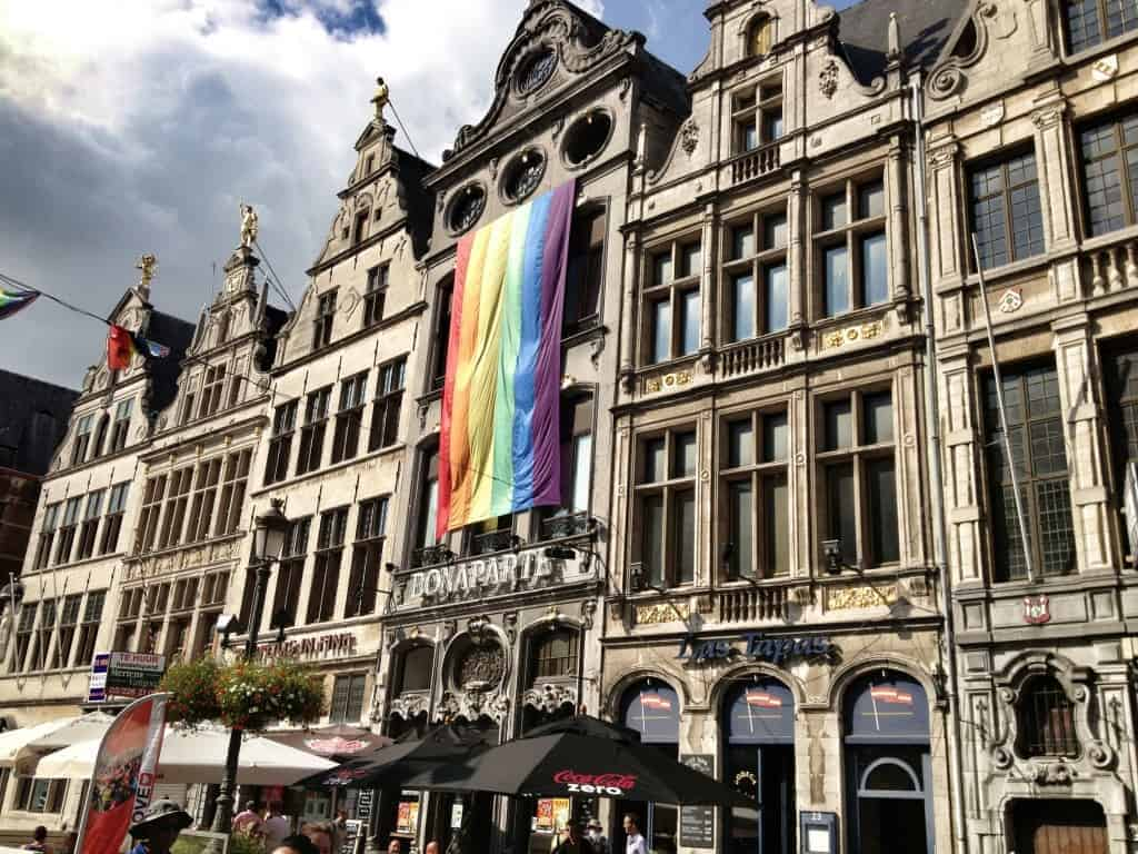Gay Marriage Belgium