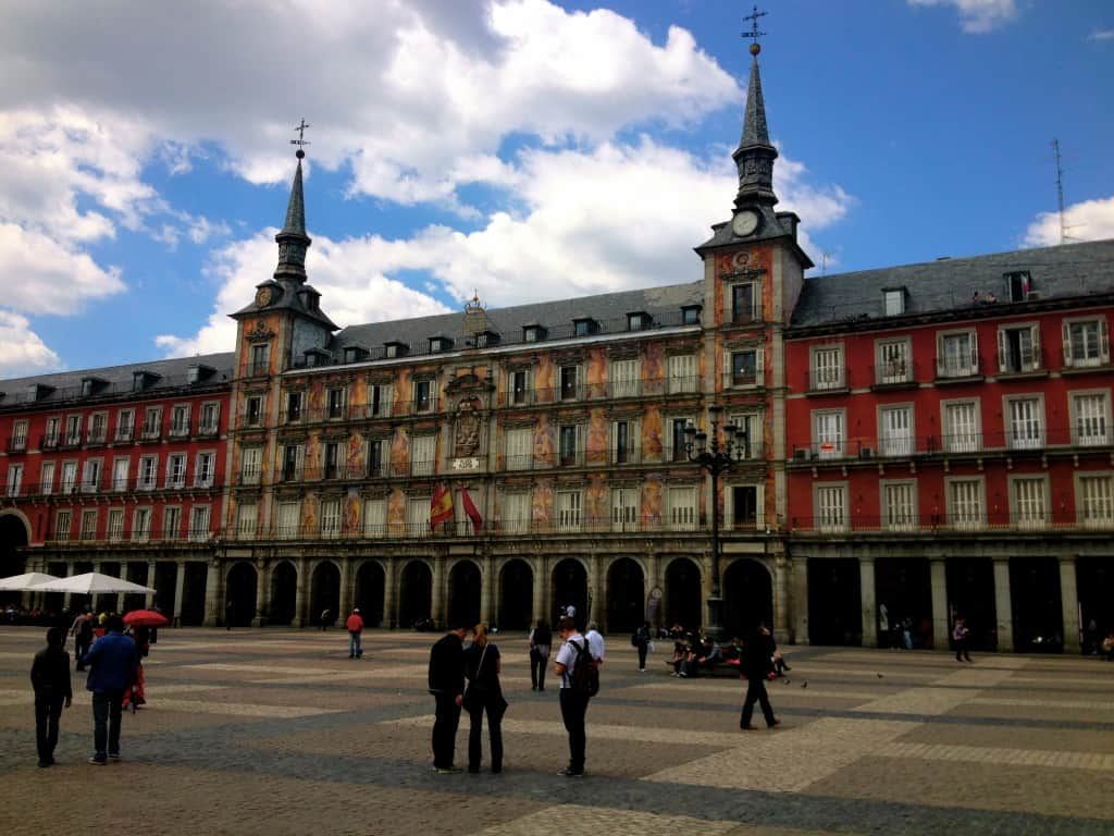 madrid travel guide spains capital city