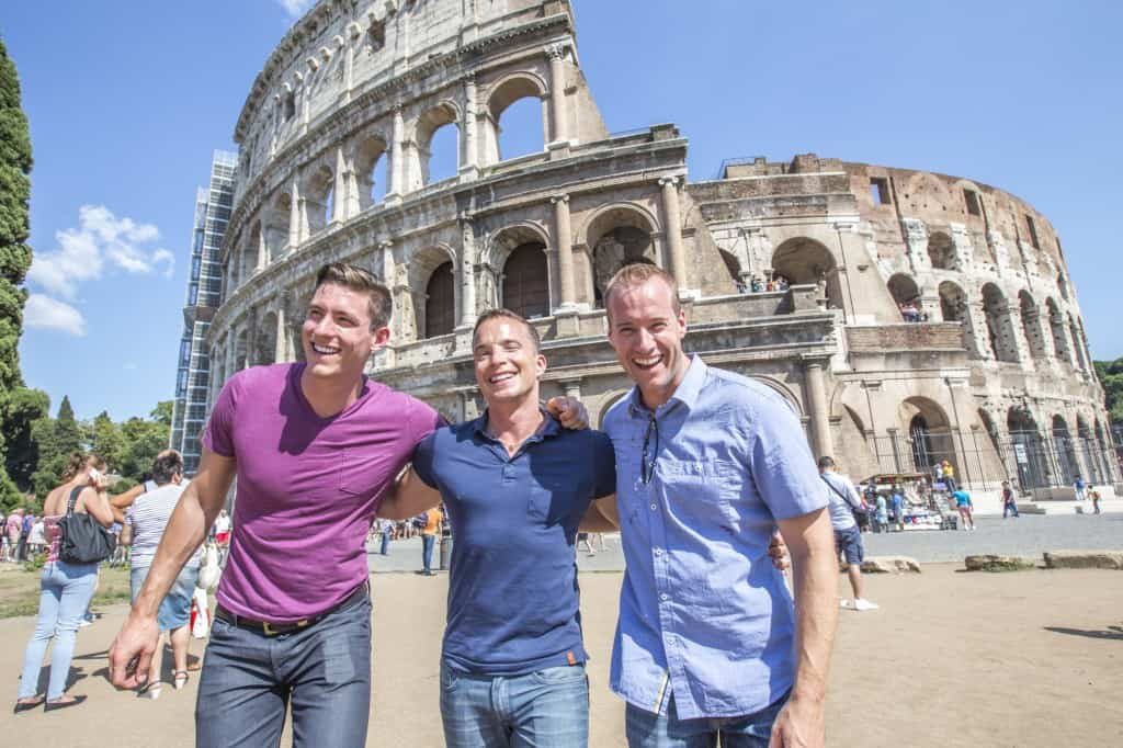 Atlantis Gay Cruise Rome