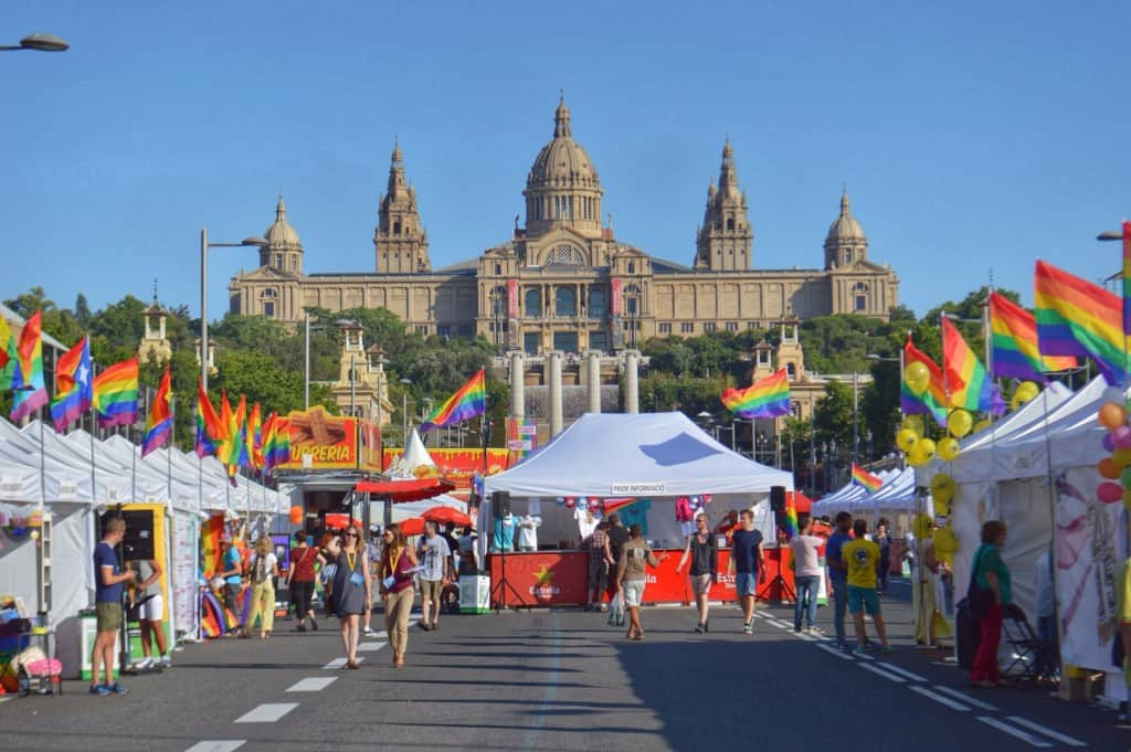 Barcelona's Gay Events