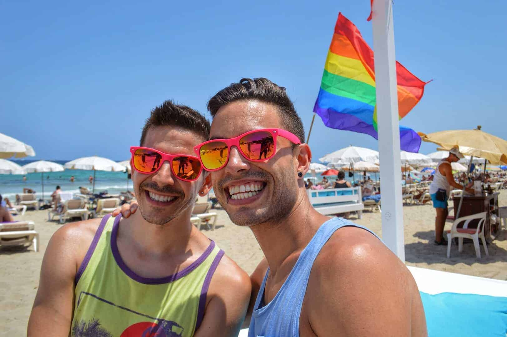 Gay travel friends