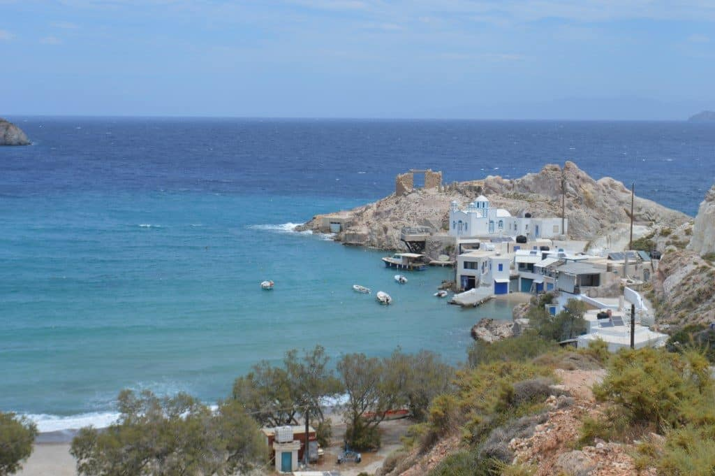 Greek Party Islands To Avoid